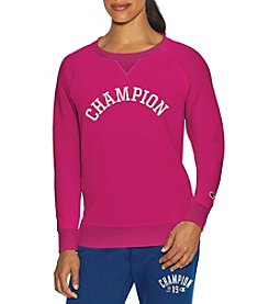 Champion Heritage Fleece Crewneck Top