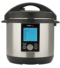 Fagor LUX™ LCD 6-qt. Multi-Cooker