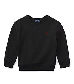 Polo Ralph Lauren® Boys' 2T-20 Long Sleeve Polo Crew Shirt