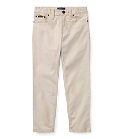 Polo Ralph Lauren® Boys' 2T-18 Pocket Canvas Pants