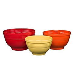 Fiesta® Bright 3 Pc. Baking Bowl Set