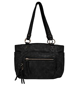 GAL Antique Pebble Double Handle Tote