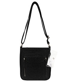 GAL Tech Essentials Three Entry Crossbody