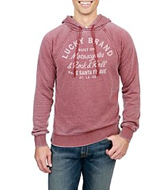 Lucky Brand® Burnout Hoodie