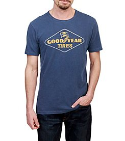 Lucky Brand® Good Year Tires Tee