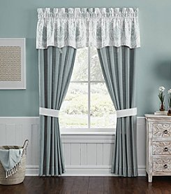 Croscill® Eleyana Valance and Drapery Collection