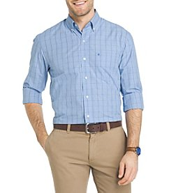 IZOD® Essential Long Sleeve Button Down Shirt