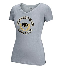 J. America® NCAA® Iowa Hawkeyes Women's V-Neck