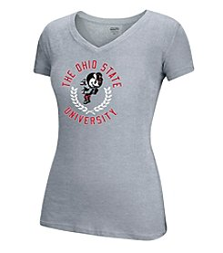 J. America® NCAA® Ohio Buckeyes Women's Short Sleeve Essential Tee