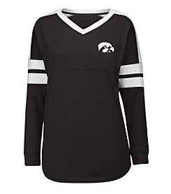 J. America® NCAA® Women's Iowa Hawkeyes Gotta Have Cheer Tee