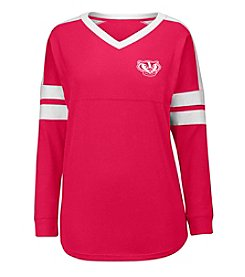 J. America® NCAA® Women's Wisconsin Badgers Gotta Have Cheer Tee