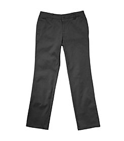 French Toast™ Girls 4-20 Straight Leg Twill Pants
