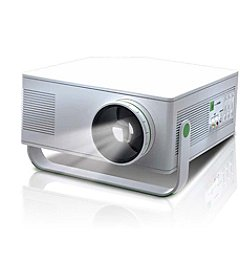 The Sharper Image® Projector Entertainment