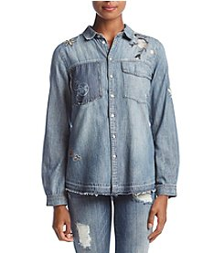 Vintage America Blues™ Hayden Embroidered Denim Shirt
