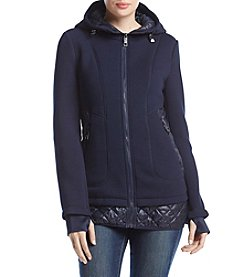 GUESS Neoprene Hooded Jacket