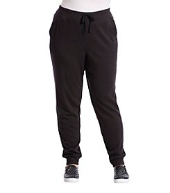 Exertek Plus Size Full Length Jogger