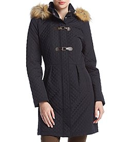 Ivanka Trump® Quilted Toggle Jacket