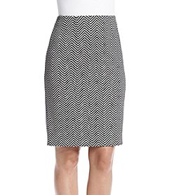 Kasper® Pencil Skirt