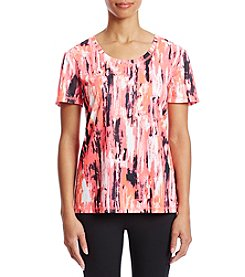 Exertek Petites' Paint Pattern Tee