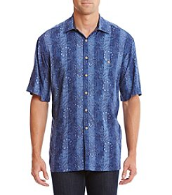 Paradise Collection Short Sleeve Button Down