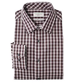 John Bartlett Statements Men S Stretch Slim Fit Dress Shirt