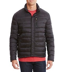 REACTION Kenneth Cole Men's Packable Down Jacket