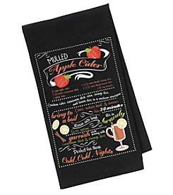 Chef's Quarters Mulled Cider Flour Sack Towel