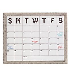 Sheffield Home Weekly Dry Erase Board