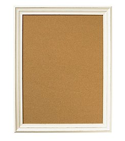 Sheffield Home White Corkboard