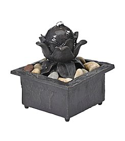 Order Home Collection® Lotus Flower Fountain
