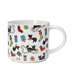 John Bartlett Pet Cats With Gifts Mug