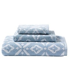 Living Quarters Ultra Soft Jacquard Towel Collection