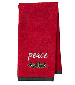 Living Quarters Peace Hand Towel