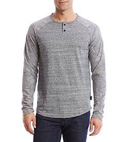 Ocean Current® Men's Mashup Long Sleeve Henley