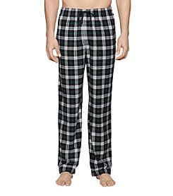 Tommy Hilfiger Men's Cozy Fleece Plaid Pant
