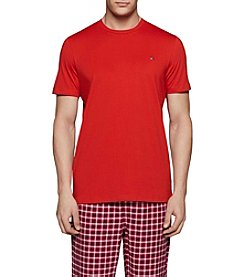 Tommy Hilfiger Men's Flag Crew Tee