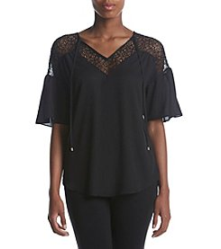 Jones New York® Lace Top
