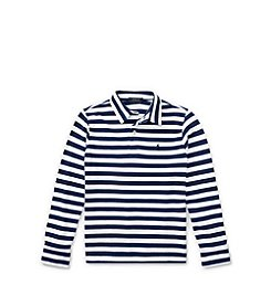 Polo Ralph Lauren® Boys 2T-20 Striped Polo