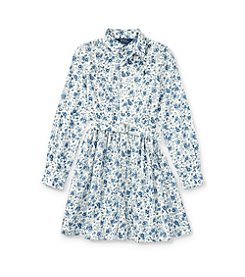 Polo Ralph Lauren® Girls' 2T-8 Floral Print Dress