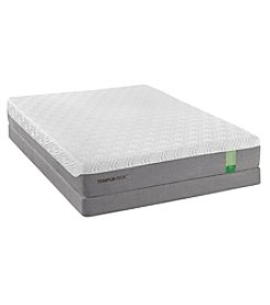 Tempur-Pedic TEMPUR-Flex™ Hybrid Prima Queen Mattress and Box Spring Set
