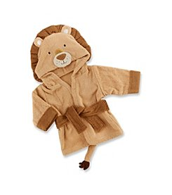 Baby Aspen Lion Hooded Spa Robe
