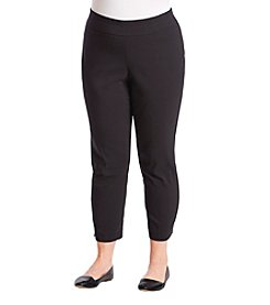 Studio Works® Plus Size Ankle Pants