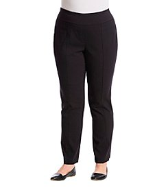 Studio Works® Plus Size Seam Front Pant