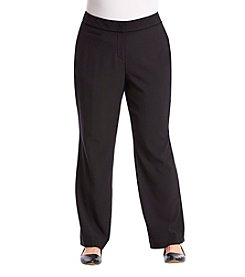 Studio Works® Plus Size Pocket Dress Pants