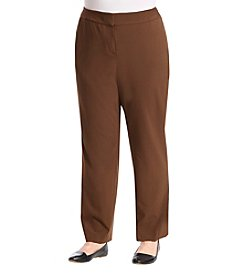 Nine West® Plus Size Trouser Pants