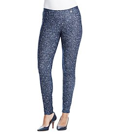 MICHAEL Michael Kors Tweed Print Leggings
