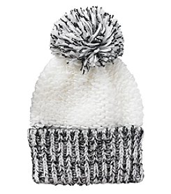 Steve Madden Block Party Cuff Beanie