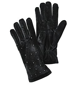 Cejon Solid Velvet Gloves