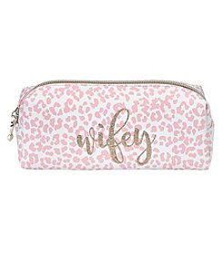 Tricoastal Wifey Cosmetic Bag