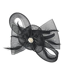 August Hats S&S Fascinator Headband